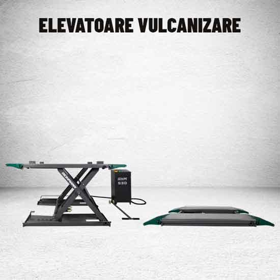 Elevator vulcanizare